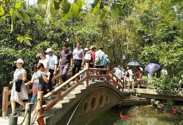 国庆7天假期东莞森林公园共迎客186万余人次